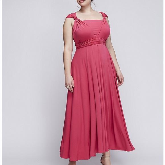 72% off Lane Bryant Dresses Multi Wrap Dress 1820 Sale | Poshmark